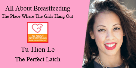Breastfeeding podcasts Lori Isenstadt IBCLC and Tu-Hien Le