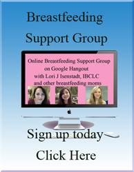 Now offering breastfeeding support groups online